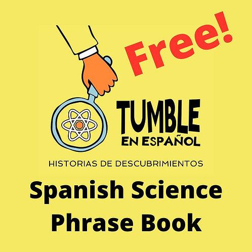 Tumble En Español Phrasebook