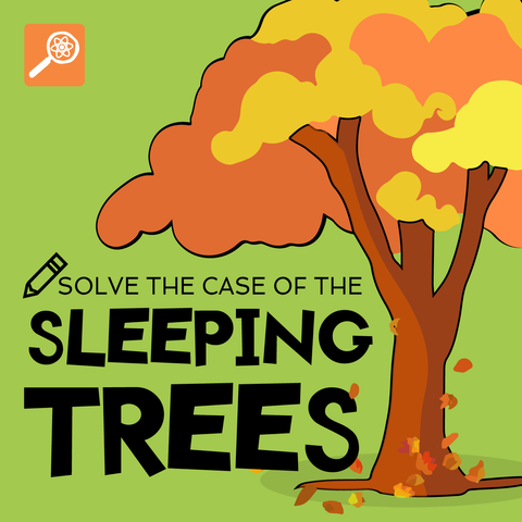 Solve The Case of The Sleeping Trees (Interactive!)