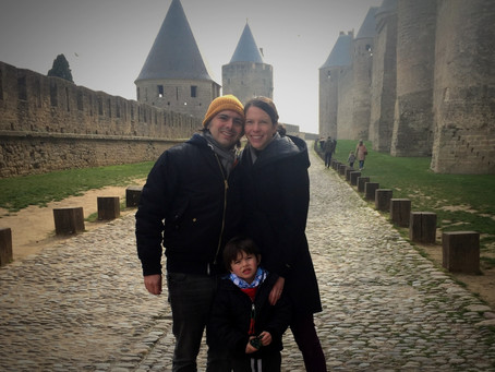 Carcassone with Kids: The Ultimate Medieval Castle in France