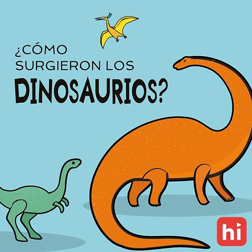Como Surgieron los Dinosaurios - Transcript