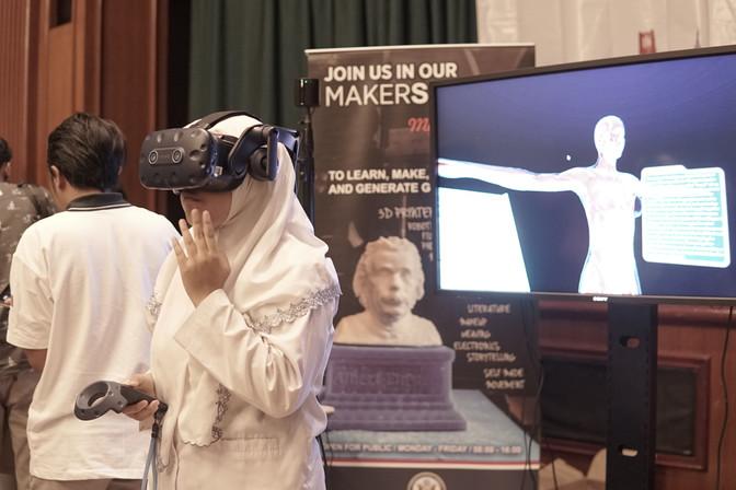 VR Training Exhibition
