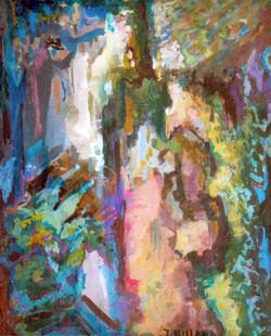 boslicht 1 / light in the forest 1