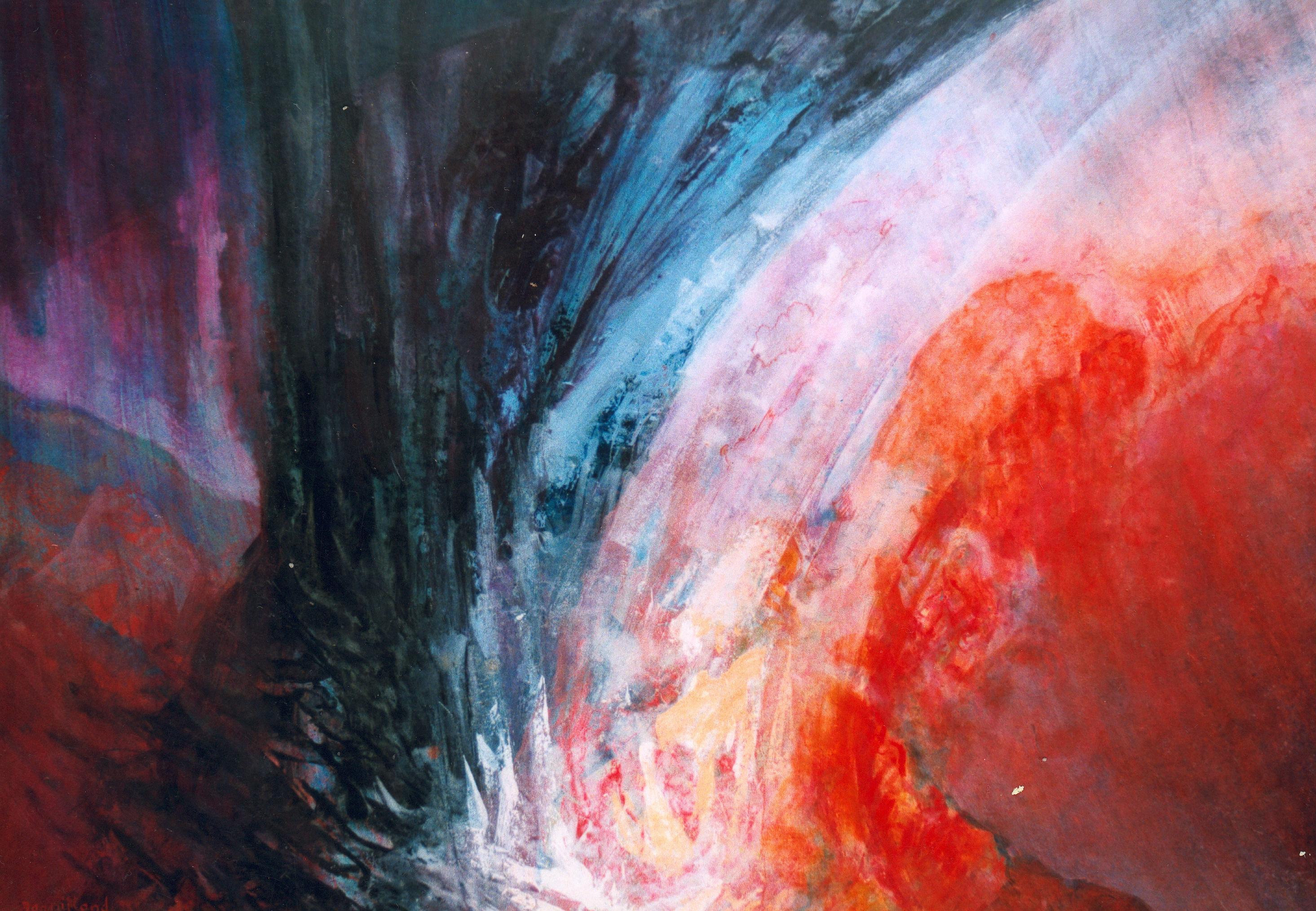 uitbarsting / explosion