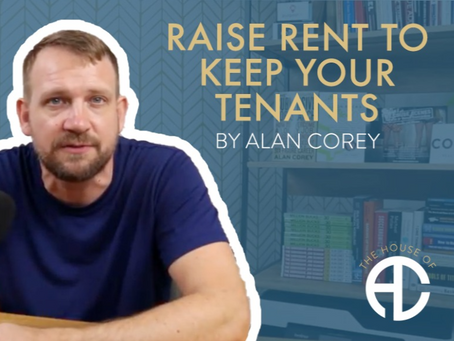 Why tenants will stay if you raise their rent!