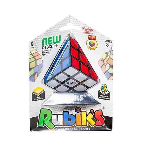 Кубик Рубика Rubik`s 3х3 пластиковые плитки плавный механизм