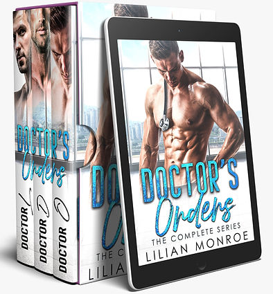 Doctor's Orders: The Complete 3-Book Bundle
