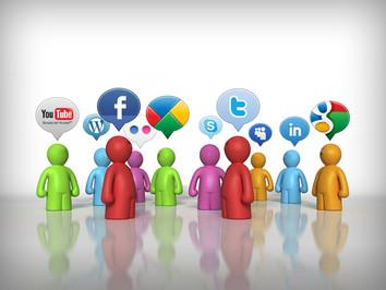 As redes sociais e seus impactos nas relações humanas.