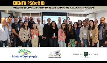 EVENTO DO #C1D REÚNE 30 EM CURITIBA/PR.