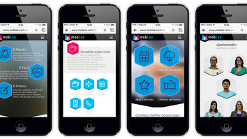 Startup cria Tinder corporativo para aproximar profissionais em eventos Funcionalidade foi criada pa