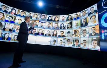A sala de aula do futuro?