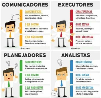 Qual seu perfil profissional ?