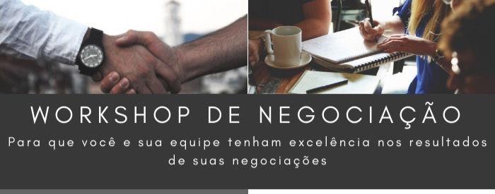 Workshop de Negociação