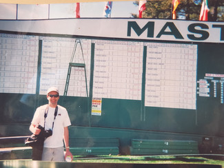 A Thrill of a Lifetime: Covering The Masters Twice