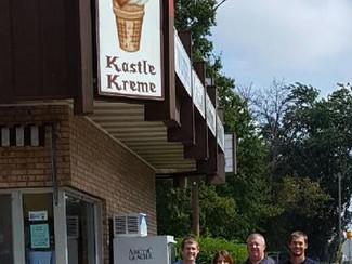 Warmer Weather Hits as Kastle Kreme Opens