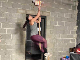 Young Hits Next Level at Crossfit WigWag