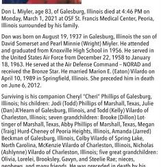 Don L. Miyler Obituary