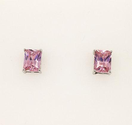 Cubic zirconium earrings