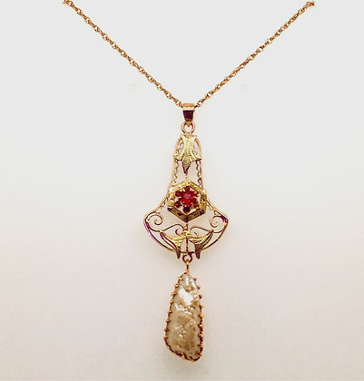 Lavalier necklace