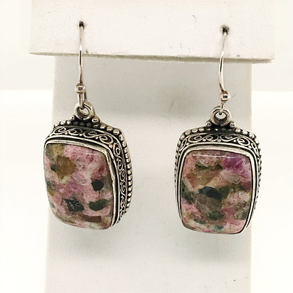Aggregate earrings
