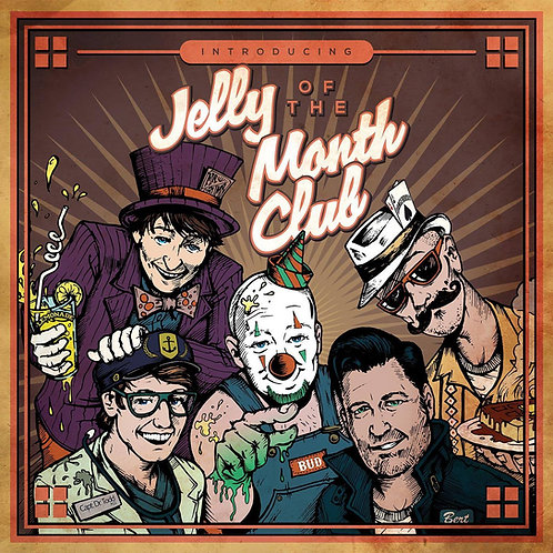 Introducing, Jelly of the Month Club CD