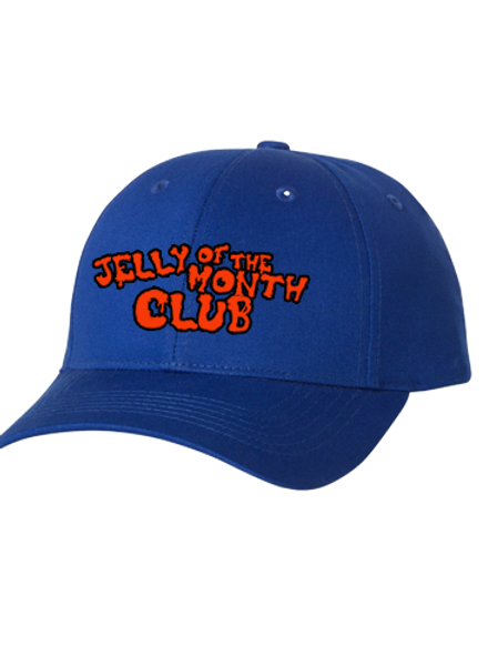 Jelly of the Month Club Youth Hat Royal/Orange