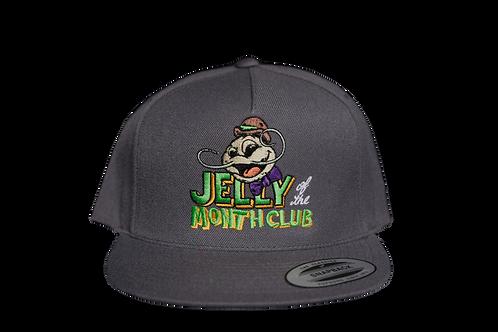 Charlie Trucker Hat Grey