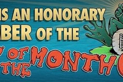 Honorary Member Bumper Sticker