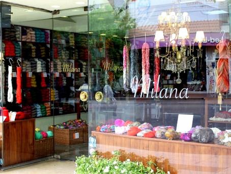 Onde comprar lãs em Buenos Aires