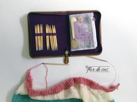 Como escolher agulhas de tricô (pt 2)