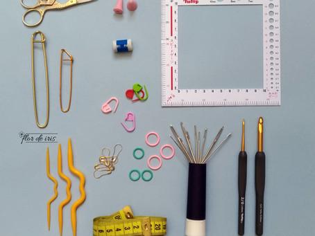 11 ferramentas para quem tricota