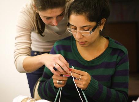 Qual a melhor época do ano para aprender a tricotar?