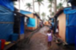 2007 - Albay Evacuation Center Neighberh