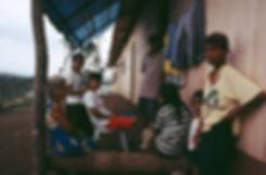 2007 - Albay Evacuation Center Group Por