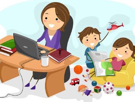 Figli in quarantena e diritto al lavoro agile del genitore lavoratore.