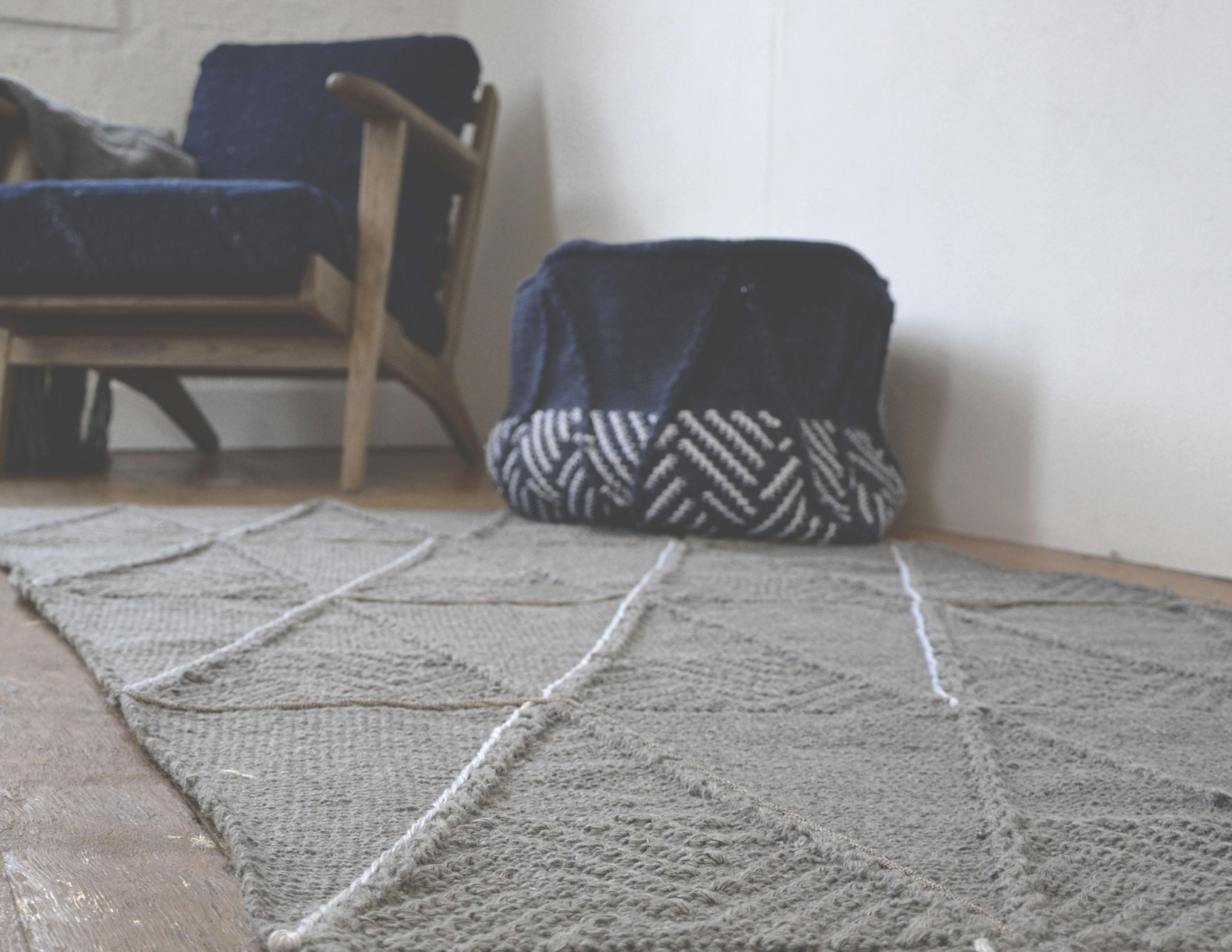 Upcycled Rug