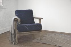 Up-cycled Chair Cushion