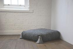 Up-cycled Floor Cushion