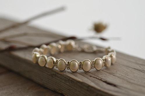 Perlenarmkette
