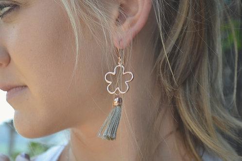 Ohrhänger Silber rose gold