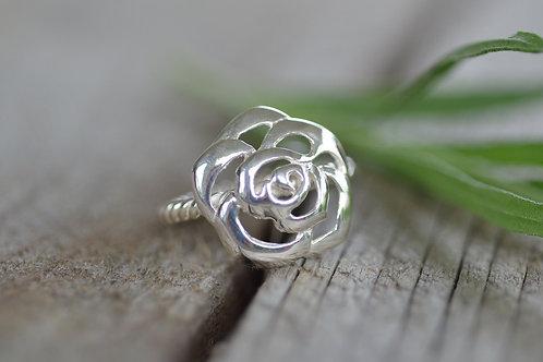 Fingerring Rose