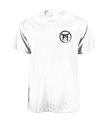 Dojo T shirt - WHITE
