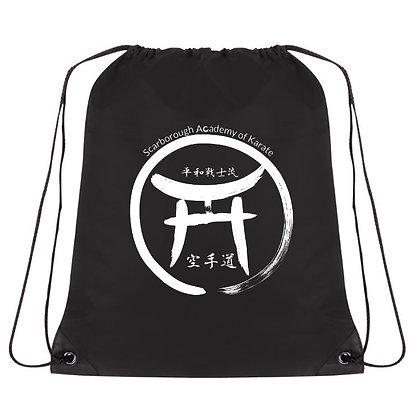 Dojo drawstring backpack