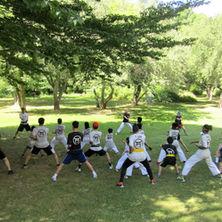 Summer training 2016