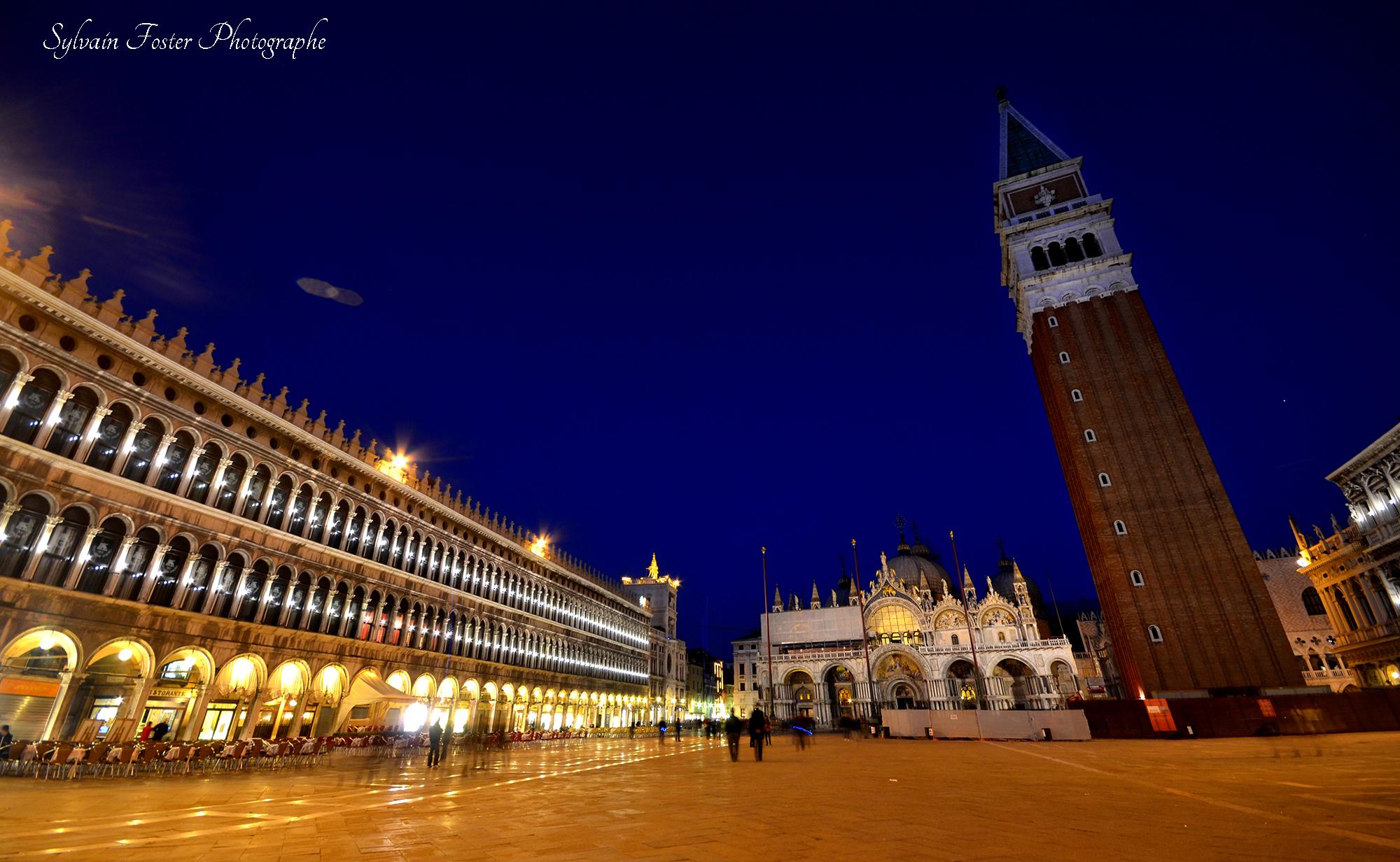 Place San-Marco, Venise, Italie