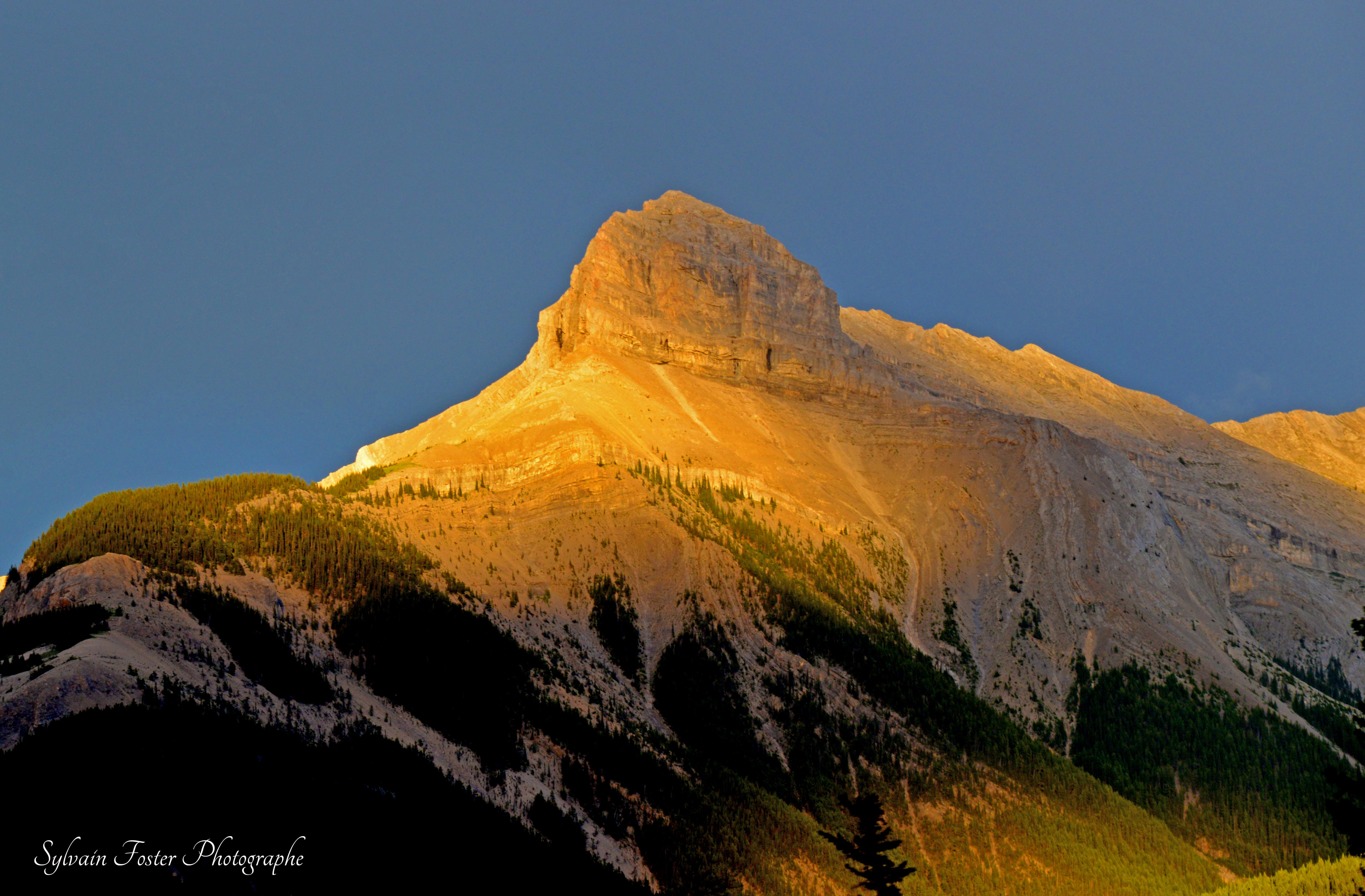 Montagnes Rocheuses, Bc