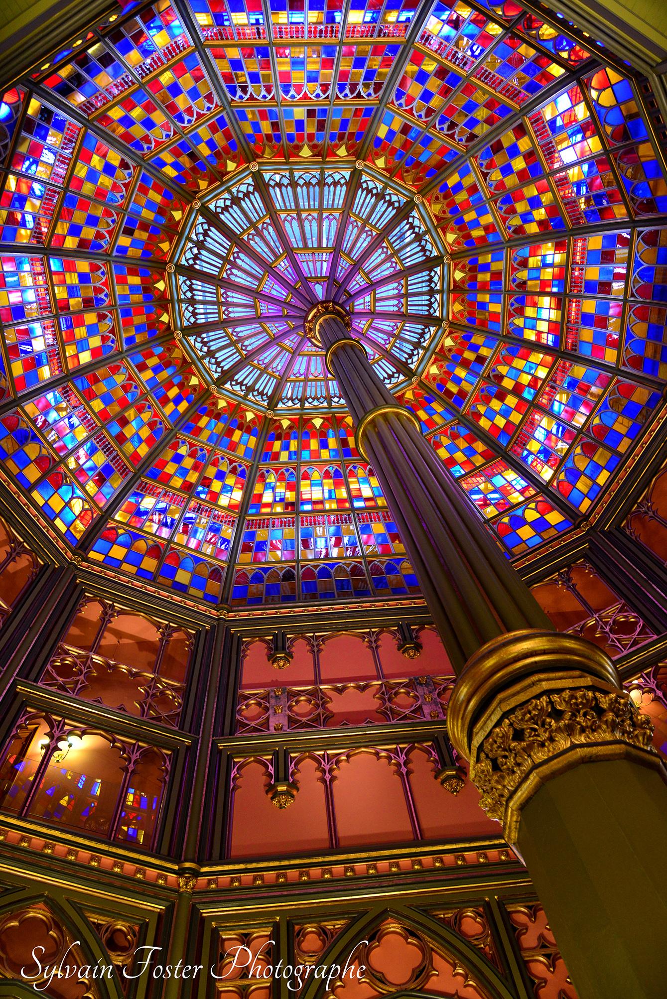 Le vieux Capitol de Bâton-Rouge, LA