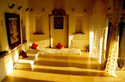 Castle Bijaipur, Inde