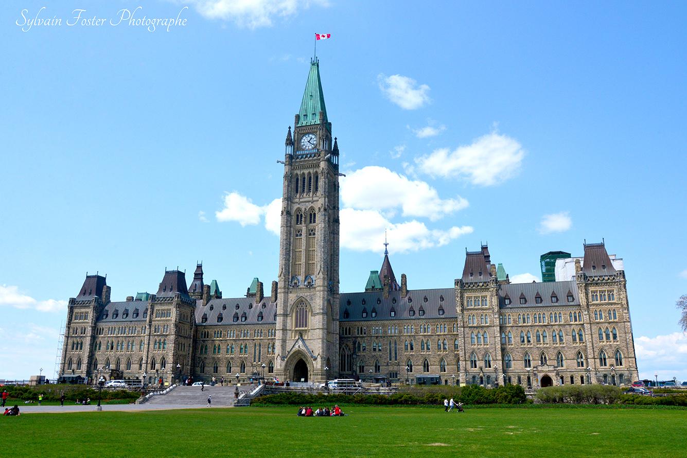 Parlement, Ottawa
