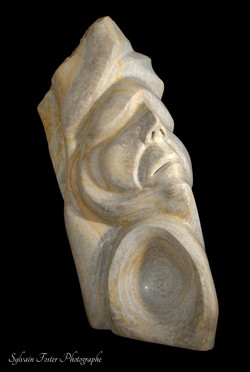 Sculpture, Martin Brisson