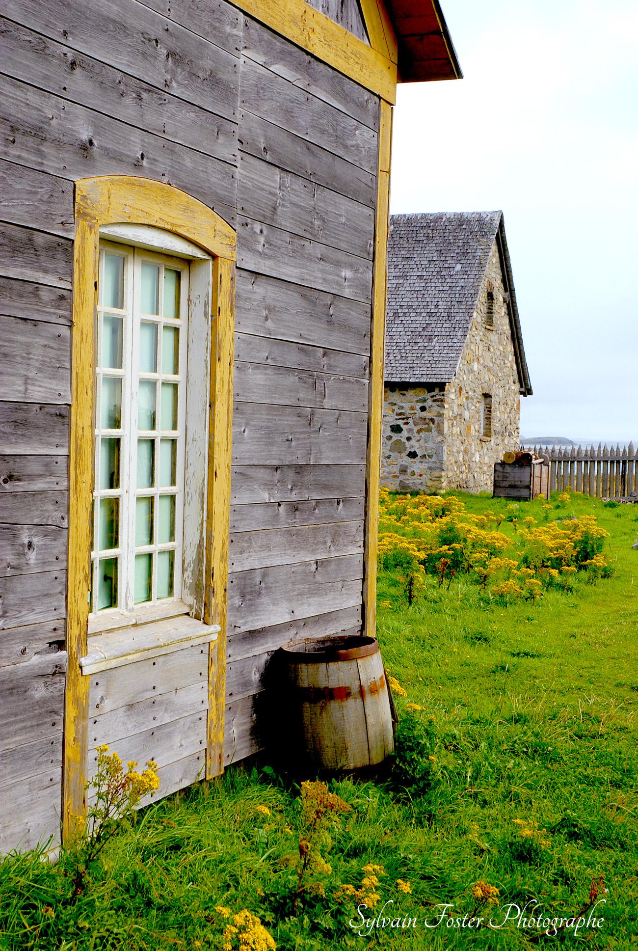 Louisbourg, Nouvelle Écosse